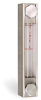 Aluminum Liquid Level Gage with Enclosed Sight and Liquid Level Markings, 5