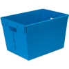 "18"" x 13"" x 12"" Blue - Space Age Totes -- BINS185 - Image"