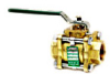 Full Port Brass Ball Valve -- Series B-6801