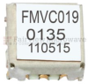 VCO (Voltage Controlled Oscillator) 0.175 inch SMT (Surface Mount), Frequency of 10 GHz to 11 GHz, Phase Noise -72 dBc/Hz -- FMVC019