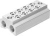 Connection block -- CPE14-3/2-PRS-3/8-4 -Image