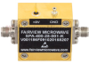 30 MHz to 40 GHz, Medium Power Broadband Amplifier with 20 dBm, 28 dB Gain and 2.92mm -- SPA-400-25-001-K -Image