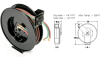 Oxygen/Acetylene Hose Reel -- COA-250