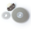 3-Channel encoder and codewheel, 11mm Optical Radius bundled pack -- HEDB-9140-F12