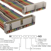 Rectangular Cable Assemblies -- M3URK-3420K-ND -Image