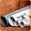 System 636® Flue Gas Venting Pipe