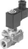 Air solenoid valve -- VZWF-B-L-M22C-N38-135-V-1P4-10-R1 -Image