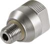Internal Threads, -8 (3/4-16) SAE, Twist to Connect, Non-swivel, 4000 psi, Urethane -- MIT-084081X