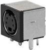 4-pole, Socket, PCB terminals, DIN Plug/Socket