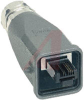 Connector,industrial,metal housed,RJ45,data,cable plug,HAN 3A,IP67 -- 70070101