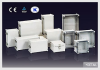 Plastic Box Stainless Hinge Type -- BC-AGH-081107 - Image