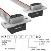 D-Sub Cables -- H7SSH-0906G-ND -Image