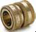 Garden Hose Fittings -- High Flow Coupler 1163-60-BPD - Image