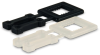 Plastic Strapping Buckle - 1/2