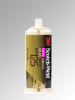 3M Scotch-Weld DP125 Epoxy Adhesive Clear 1.7oz Duo-Pak -- DP125 CLEAR 1.7 OZ DUO-PAK