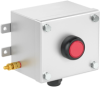 Control Unit Ex e, Stainless Steel, LED Indicator -- LCS1.LRLX.F