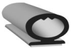 Weather Stripping & Gasket Tape - EPDM -- PRGAS3000A