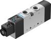 Air solenoid valve -- VUVS-L30-M52-MZD-G38-F8-1B2 -Image