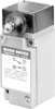 Series HDLS Plug-in: Side Plunger - Adjustable ; 1NC 1NO SPDT Snap Action; 4-Pin DC Micro-Connector -- LSYWC1ADD