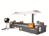 ATOM Flashcut Dual Head Knife Cutting System High Production Series