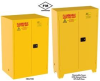 Flammable Cabinets -- HFM120YP -Image