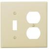 Combination Wallplates -- 80705-I - Image