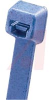 METAL DETECTABLE CABLE TIE, NYLON 6.6, 3.9IN, MINIATURE CROSS SECTION -- 70044802