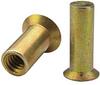 Countersunk Head Threaded Insert - Closed End Keyed - Metric -- AEBRM5KB8-1