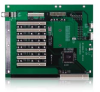 Wallmount, PICMG, 8-Slot Backplane, 7 PCI, Single Segment -- BP-208SG-P7