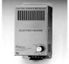 Enclosure Fan Driven Heater 100W 115V AC 0.9A -- 78351070530-1 - Image