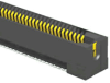 Edge Rate™ Rugged, High Speed Interconnect Strips -- ERF8 Series - Image