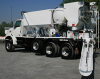 Rear Discharge Concrete Mixer -- Zim-Mixer® 400N1