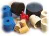 Laboratory Products -- Stoppers, Tubing, O-Rings, Septas