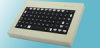 KIO6000 Series NEMA 4/4X Miniature Keyboard with OrbitalMouse®