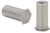 Threaded Standoffs for Sheets as Thin as 0.63mm - Types TSO, TSOA, TSOS - Metric -- TSO-M25-1600ZI -Image
