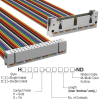 Rectangular Cable Assemblies -- H3AKH-3406M-ND -Image