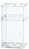 Clear Plastic Boxes with Lids -- 55374 - Image