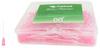 Fisnar QuantX™ 8001294-500 Flexible Dispensing Tip Pink 1.5 in x 20 ga -- 8001294-500 -Image