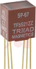 Transformer, PC Audio;Pri:600 Ohms (CT);Sec:600 Ohms (CT);MIL-T-27E;50mW;150VDC -- 70218231