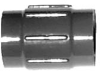 Schedule 80 PVC Pressure Fitting Couplings (FPTxFPT)