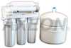 Residential Reverse Osmosis Systems -- RO6UV-Series