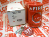 SAFETY TECHNOLOGY INT SS-2002F ( STOPPER STATION FIRE RED KEY TO RESET ) -Image