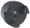 Jaw Type Coupling Hub -- L095X1