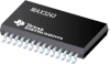 MAX3243 3-V to 5.5-V Multichannel RS-232 Line Driver/Receiver With +/-15kV ESD (HBM) Protection -- MAX3243CDB - Image