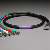 PROFlex VGA 5Ch 3CFB 15P Male-BNCP 75' -- 30VGA53CFB-15MB-075