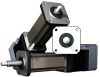 Integrated Lead Screw Actuator -- CSR-17-CM1