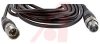Cable Assy; 25 ft.; Soft PVC Low Noise Microphone Cable -- 70197170