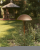 CAST Large Mushroom Area/Path Light -- CMU2CB