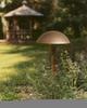 CAST Large Mushroom Area/Path Light -- CMU2CB