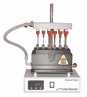 Heated Evaporator/Concentrator; single block with heated manifold gas, 20 test tubes; 15- to 16-mm dia -- EW-28690-15